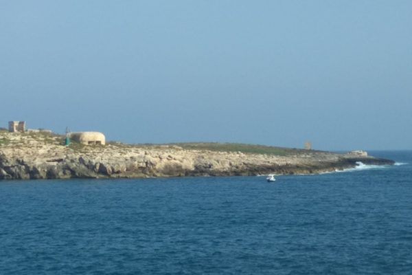 The theatre of Lampedusa
